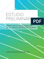 Estudio Preliminar Bases Para Una Evaluacion Del Plan de Estudios