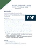 Curriculum. Ing. Héctor Jesús Cordero Cuevas.docx