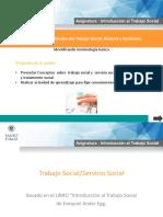 Generalidades Del Trabajo Social