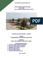 Plan Estrategico Institucional (2)
