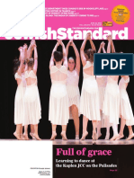 Jewish Standard, June 22, 2018, with supplements