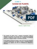 Clase 11 - Diseño de Plantas II Unid 2017 - II