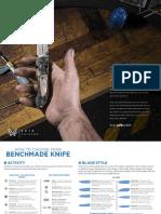 2018 Benchmade Catalog