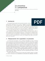 Lectura No. 02, Psicología preventiva, conceptos y perspectivas.pdf
