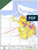 Plano POT U14 Areas Actividad 2014