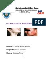 Monografia de Hiperandrogenismo