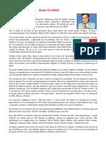 Biografia Juan Grabiel