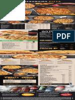 Debonairs Pizza 2018 Menu GEN