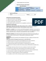 Guía de Las Funciones Del Lenguaje 7 Mo. Año