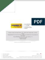 Biodegradabilidad de Las Fracciones de Resinas y Asfaltenos Por Pseudomonas en Suelo Impactado Con c