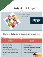 case study age 11a