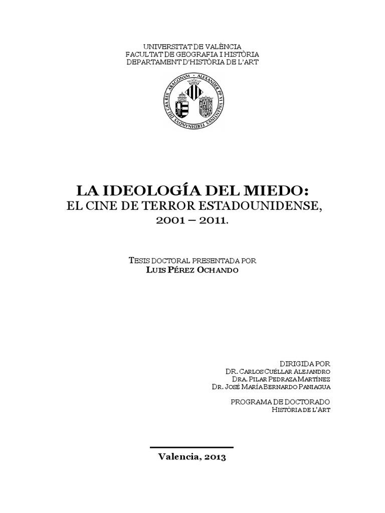 Alexa Fede Y La Cornuda Maria Se Masca La Tragedia luis perez ochando tesis roderic | hegemonía | ideologías