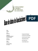 Bases de Asociaciones Valencianas