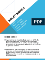 Investigación Operativa - Shigeo Shingo