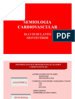 17. Examen Del Sistema Cardiovascular I