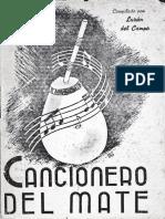 Cancionero Del Mate