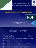 01.1 Aula - Homeostasis - Medio Interno