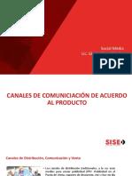 7.1 Canales de Comunicación