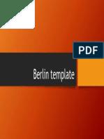 Berlin Template