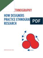 Beyond Design Ethnography How Designers