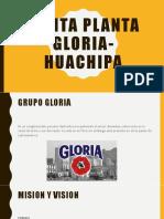 Visita Planta Gloria-huachipa