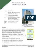 CS-The Windsor Tower Fire
