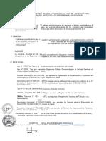 CUADRO DE USO DE VEHICULOS