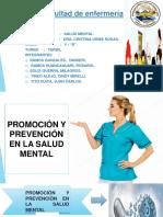 Diapositiva Salud Mental.