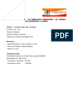 Planes Oficina Virtual PDF