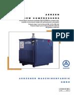 Catálogo Compresores Baja Presion-Aersen