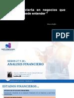 Ses 27 y 28 - Analisis Financiero - Ratios