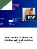 14.Building Trust