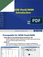 WISE-PaaS RMM - Instalation