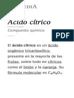 Ácido_cítrico