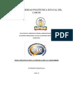 INFLUENCIA DE LA COMUNICACIÓN AL CONSUMIDOR.pdf