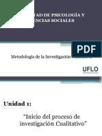 1. Metodologia de La Investigacion Cualitativa