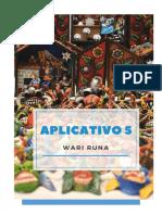 Aplicativo 5 - Wari Runa 1