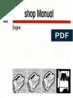 Mitsubshi workshop manual cover