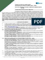 Edital 052018 Soldado Qpcbm-SOLDADO-BOMBEIRO