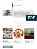 Os Argentinos – Ariel Palacios – E-Livros