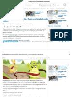 The Hare and the Turtle. Cuentos Tradicionales en Inglés Para Niños