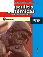 Vasculitis Sistemicas Toma de Desiciones - Carlos a. Battagliotti 2013 CORPUS