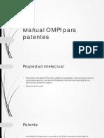 Manual OMPI