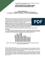 Segmentacao de Mercado e o Saber-fazer - Um Estudo de Caso Na Construcao Civil