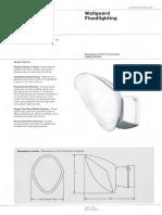 Westinghouse Lighting Wallguard Series HID Wall Mount Spec Sheet 6-79