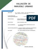 Informe de Valuacion-walter Cieza%2c Corregida