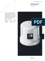 Westinghouse Lighting Photocontrols - Relays - Oil Switches Spec Sheet 3-72