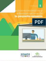 Proceso de Formalizacion Pequeña Mineria