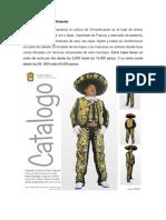 Traje Típico de Chimalhuacán