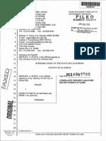 California City's Lawsuit against SEIU-UHW over Ballot Initiative